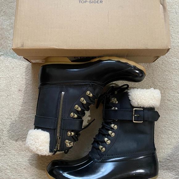 J Crew Shearwater Buckle Boots | Poshmark